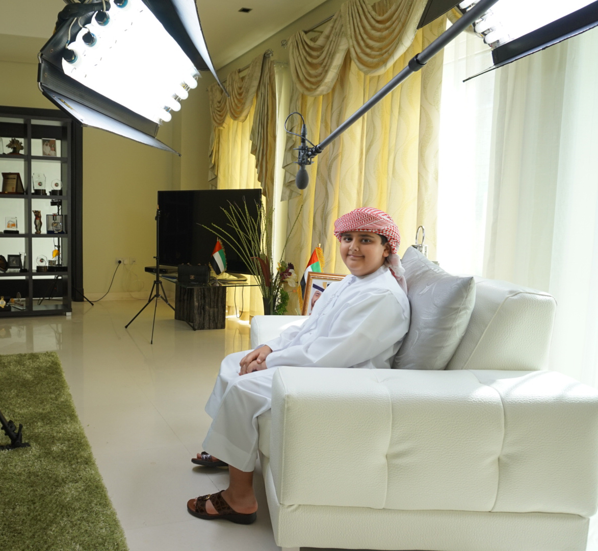 Short Film 'Adeeb Al Balooshi' Captures Life of Little Emirati Inventor