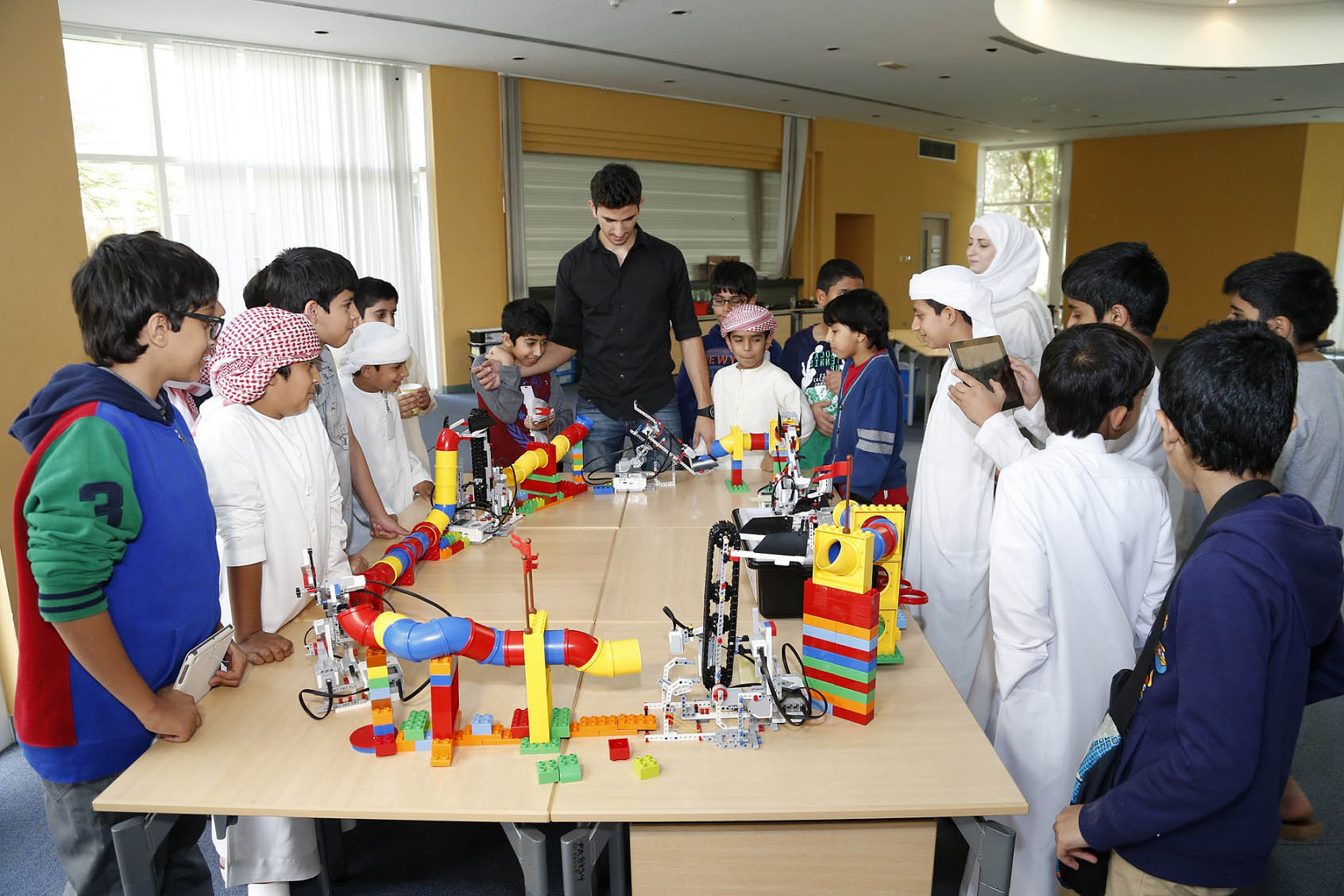 UAE primary school students to build robots as part of Innovation Week