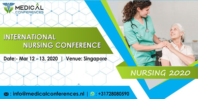 Golden opportunity to intact your thesis and present them before an intellectual audience. Join our Nursing Conference on 12-13 march, 2020 in Singapore comprising of Nursing Education, Primary Care & related academic health subjects