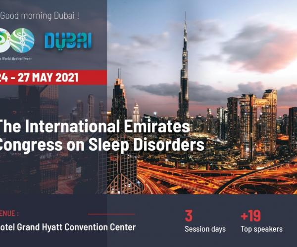 The International Emirates Congress on Sleep Disorders