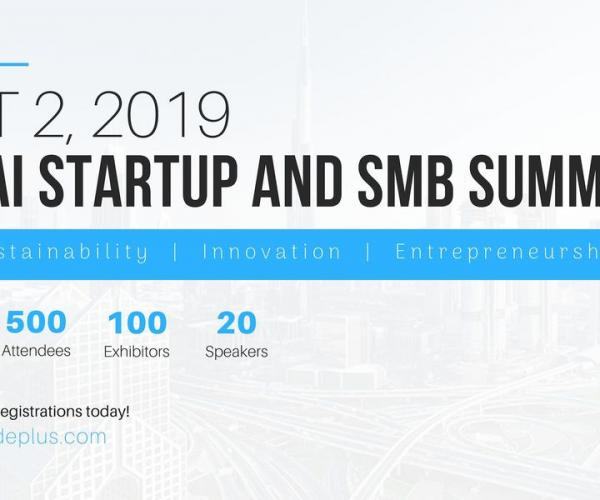 dubai startup and smb summit 2019