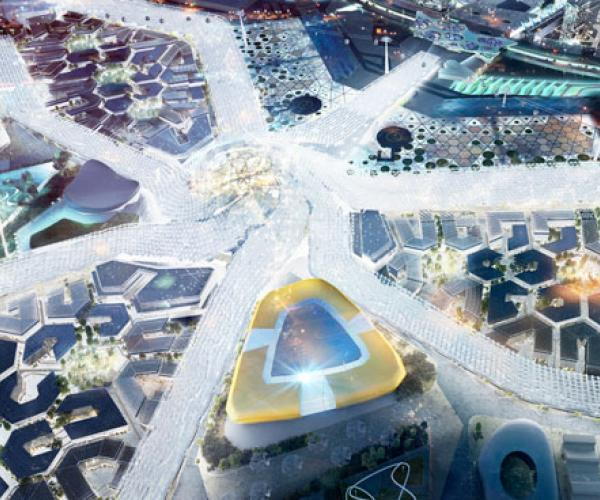 The Expo 2020 Dubai - Venue in Detail