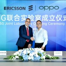 Luca Orsini, Head of Networks and VP, MNEA, Ericsson - Andy WU, VP of OPPO and President of Software Engineering