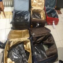 Dubai Customs foils bid to smuggle 24Kg of heroin coming from an Asian country
