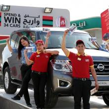 ENOC Offers Customers a Chance to win 34 Cars and AED 19 Million in Total Prizes this Dubai Shopping Festival